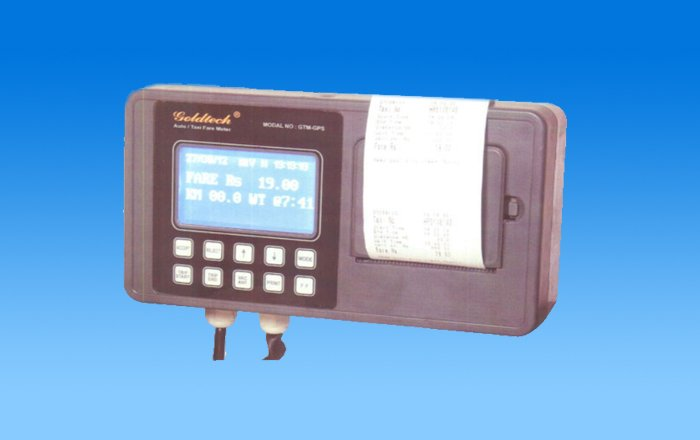 Taxi Meters, GPS Taxi Meters Manufacturers in India